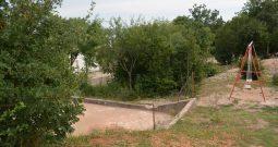 Maslenica, građevinski teren uz glavnu cestu 667m2